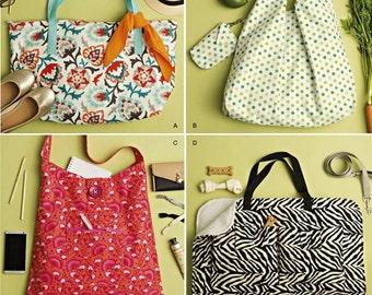 Everything Totes Pattern, Dog Travel Pad Pattern, Market Tote Bag Pattern, Simplicity Sewing Pattern 8149