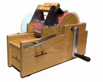 """Baby Brother DELUXE 4"""" Drum Carder With Doffer, Clamps & Packer Brush Little Cutie! With 10.00 Instant Shop Coupon"""