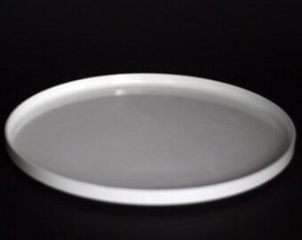 vintage heller serving platter by massimo vignelli