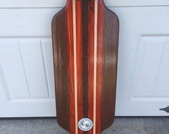 """Skateboard Double Sided """"Omaha"""" 28x9"""