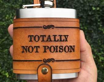 """Flask - """"Totally Not Poison"""""""