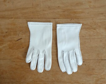 Vintage 1950s Gloves - Claire McCardell Gloves - The Blair