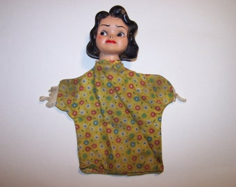 Little Abner's Moonbeam McSwine hand puppet