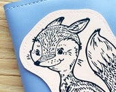 Fox Fellow Travel Wallet