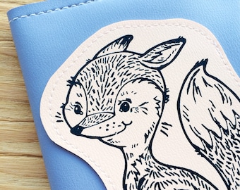 Fox Fellow Travel Wallet