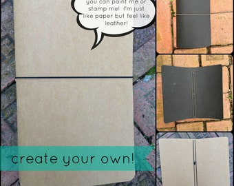 Travelers Notebook/Fauxdori Create Your Own