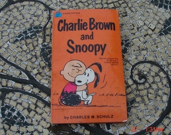 Charlie Brown and Snoopy by Charles Schulz - Sweet