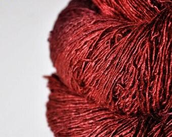 Fury - Tussah Silk Fingering Yarn