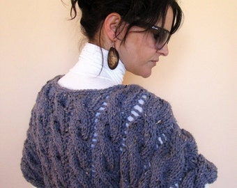SALE 65% LAST CHANCE Knit Shrug Womens fashion Shrug- New Fall Spring  Fashion Shrug - Bolero-Sweater-Capelet