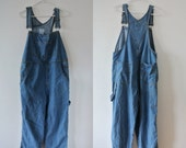 Vintage Overalls - Denim Overalls - Arizona Jeans - Size XL