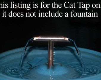Cat Drinking Fountain Antimicrobial 2 Cat Cat Tap Acessory For ThirstyCat Fountains only - Not for other brands of cat fountains.