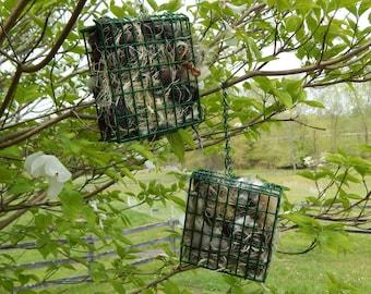Wild Bird Nesting Material in Holder