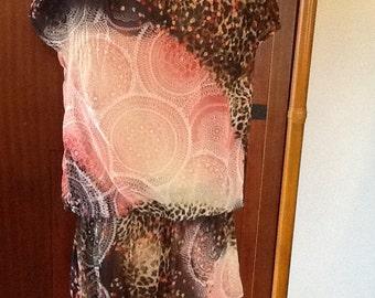 Blouse Chiffon fabric
