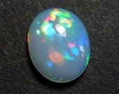Incredible Ethiopian Crystal Opal  -  Welo - Oval -  Opal - Intense Colour -  Welo Opal - TT01
