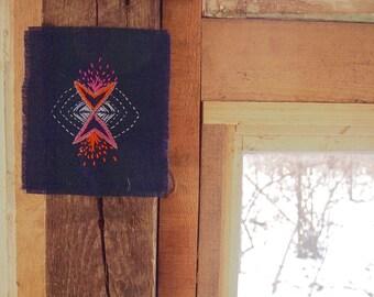 SALE - Collide-oscope Embroidery