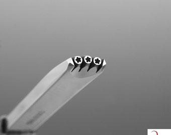 Metal Stamping Chasing Repousse Tool RCS 1663 Gertrude3 E2