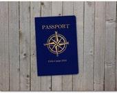 LDS Personal Progress or Girls Camp Passport - 5x7 instant download - Custom passport - Template - Digital Print