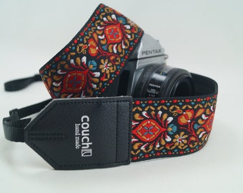 "Hippy ""Hendrix"" Camera Strap"