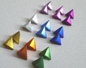 50 Candy Sparkle - Cool Shine Matte Matelic Korean Origami Lucky Stars a.k.a. Origami Crane Eggs