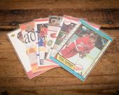 Steve Yzerman Lot of 6 Hockey Cards, Detroit Red Wings, Vintage 80s-90s