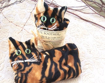Tiger Eye Pillow, Eye Soother