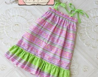 SALE, Girls Sundress, Toddler Girls Dress, Baby Girls Dress, Sundress