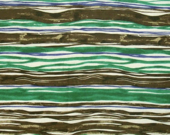 abstract print fabric - cotton fabric - 1 yard - ctnp341