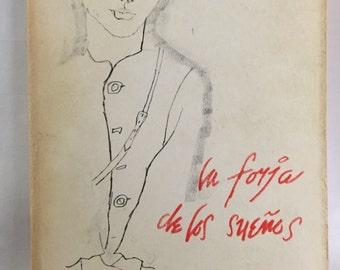 La forja de los suenos Paperback vintage PLAY Manuel Martinez Azana edited by Linsalata & Sedwick spanish language vintage textbook 1963
