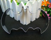 Batman Cookie Cutter 2 Sizes