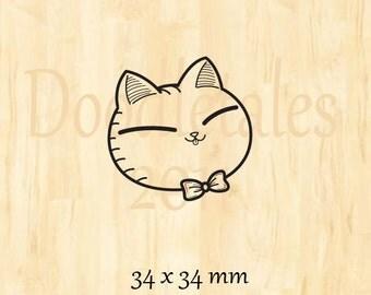 Kitty cat head