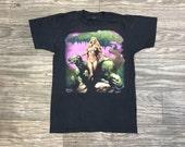 1986 Boris Vallejo Amazonian Goddess Shirt