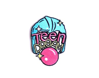 Teen Dream patch