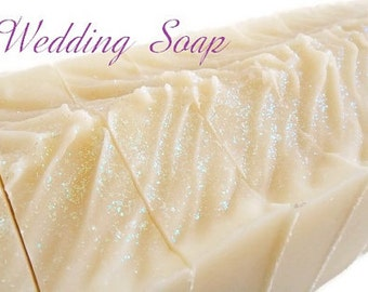 SOAP Loaves - Bulk Soap - Wholesale Soap Loaves - Wedding Favors - Made to Order Soap Loaf - Bridal Shower Favors