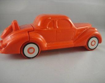 Car Decanter Red 36 Ford Vintage Avon