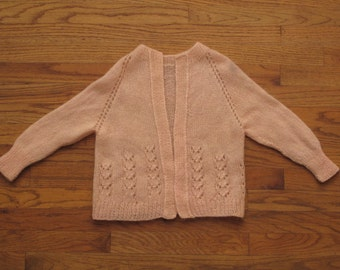 childs vintage cardigan
