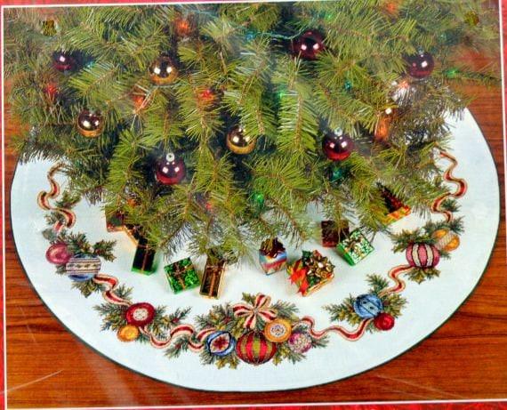 Christmas Cross Stitch Ornaments