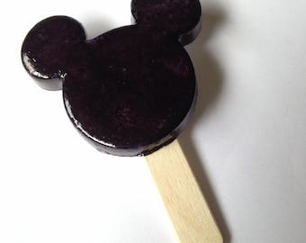 Mickey mouse ice cream brooch