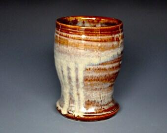 Ceramic Beer Stein Stoneware Pottery Tumbler