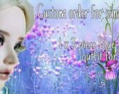 Custom order for sunreicreates