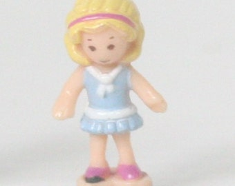 Polly from Polly Pocket Magical Swimabout Polly '97 Figure!