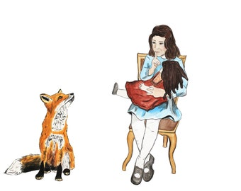 be quiet fox