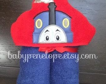 Thomas Hooded Towel