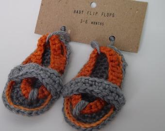 Baby Flip Flops 3-6 MO