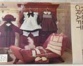 Doll Clothes Pattern/Vogue 8648/Vogue Craft