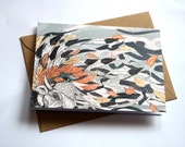 Magic Breeze // Greeting Card