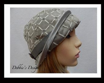 Women's Handmade Cloche Hat-499  Handmade, Womens, Cloche, Womens Hats, Lightweight, Accessories, Hats, Folk, Hair