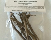 Devil's Shoestring (Large Root Pieces) - For making charms, talismans or protection amulets
