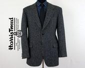 Harris Tweed W&J Wilson Wool Tweed Jacket - US/UK Size 42