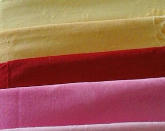 Minky Fabric - 7 Different Colors