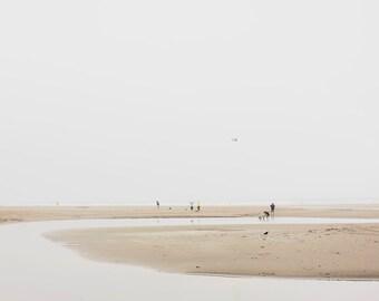 Cannon Beach - Fine Art Photograph, Ocean, Beach, Sea, City, Oregon, Travel Photography, Wall Art, Room Decor